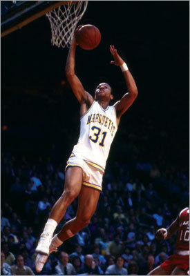 Early days Rivers attended high school in Maywood, Ill. (Proviso High), and then played three seasons of college ball at Marquette in Milwaukee, Wis. He earned letters in 1981, 1982 and 1983 and was an All-American in 1982. Marquette was 62-30 during Rivers' three seasons. Rivers remains in the school's top 10 lists for career assists and steals, and he's also on several of the top 10 single-season stat lists.