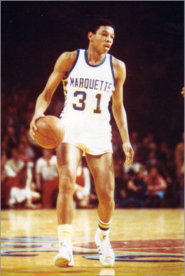 On to the NBA Rivers was drafted by the Atlanta Hawks in the second round of the 1983 NBA Draft, No. 31 overall.