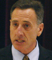 First-term Democrat Peter Shumlin is a supporter of right-to-die legislation, unlike his Republican predecessor.