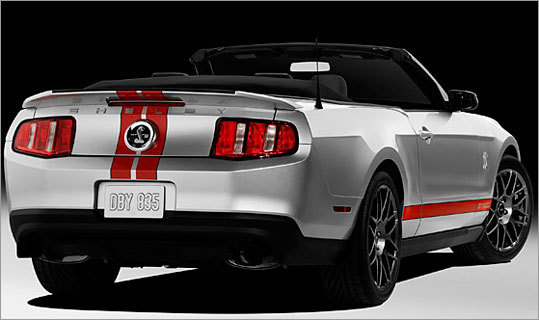 1. Shelby GT500 The first Shelbys were souped-up Mustangs that rocked the muscle car market from 1966-1970. When they were reintroduced a few years ago, Ford was praised for getting this revival right, with 500 horsepower and nearly two tons. Search for a new Shelby