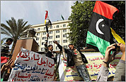 Scenes from Libya