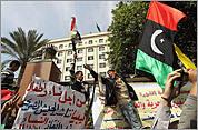 Scenes from Libya