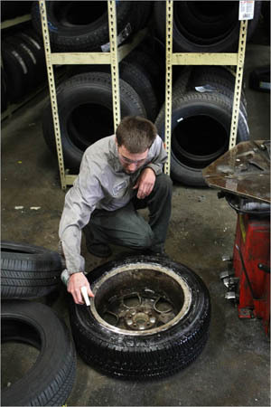 Pothole repair and avoidance tips