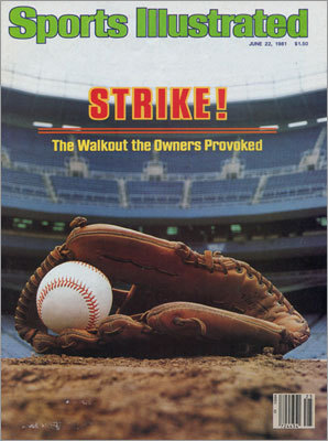 1981 MLB strike This work stoppage had a bigger impact than the one in 1972, canceling 713 games (38 percent) in the middle of the season. The strike lasted from June 12 to July 31and centered around player rights. In the final agreement, owners lost the right to have teams directly compensated for the loss of free agents. The owners gained a limited victory in that regard, getting compensation for the loss of some premium free agents by drawing from a pool of unprotected players.