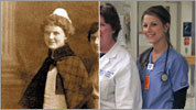 Mass. General Hospital: Then and Now