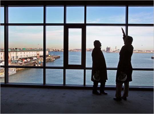 Liberty Wharf