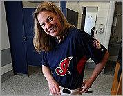 Justine Siegal