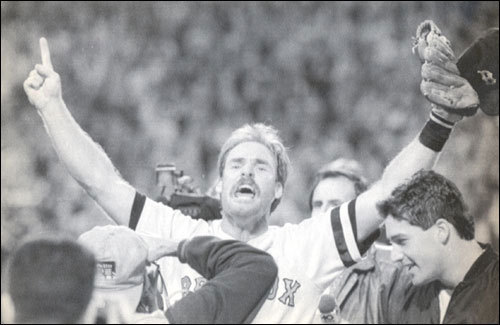 Wade Boggs In the days leading up to Opening Day, Boston Dirt Dogs takes a look back the most beloved Red Sox players at each position (1967-2010), and we ask you to pick your favorite. Hall of Famer Wade Boggs won five batting titles during his 11 seasons in Boston, batting .338 with a .428 on-base percentage with the Red Sox. He made 12 straight All-Star appearances, and won one World Series championship ... with the Yankees. ( Boggs's stats and facts )