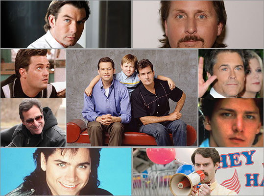 Following one of the more bizarre media blitzes in entertainment history, enigmatic actor Charlie Sheen was fired by CBS from the hit comedy 'Two and a Half Men.' The future of the show is uncertain, but under the assumption that the network will continue the series with a new star replacing Sheen, we decided to present a handful of possible candidates. Look over our choices, then add your selections in our discussion forum.