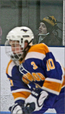 Earlier this season, the Weymouth and Norwood hockey teams shared a pasta dinner. On Saturday afternoon, Brown made the trip to North Andover to watch Piacentini and his Weymouth teammates play Hingham in a first round Super 8 game. 'When he got hurt that was tough, but ever since then we have a very special relationship, a special friendship' said Piacentini, a dynamic 5-foot-5 senior forward. 'I usually try to make it to his house once every two or three weeks. It's tough during the season. '