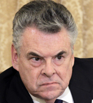Rep. Peter King said he hoped the session would help do away with the 'mindless hysteria' of the media and his detractors.