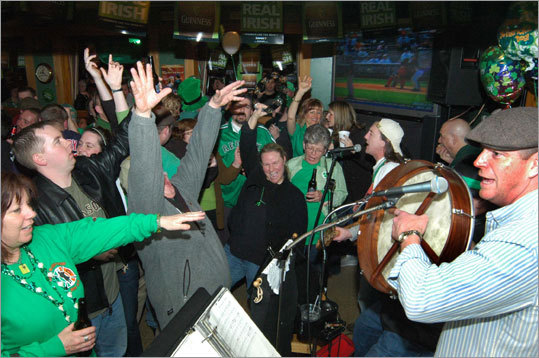 Boston may get all the local St. Patrick's Day headlines with its world-famous South Boston parade and politician breakfast yuk-fest, but the rest of New England celebrates just as well with a variety of cultural festivals, parades, road races, and even skiing deals.