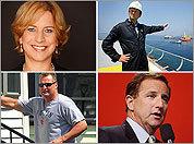 Photos: Notable executive resignations