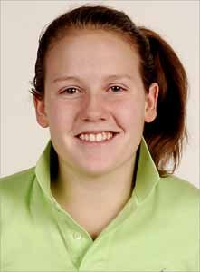 Kathy Kelley was selected to the 2005 and 2006 Girl's All-Scholastics ice hockey team in back-to-back years.