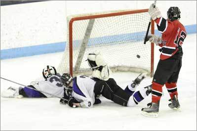 Magicians put North title on ice
