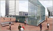 City Hall Plaza — past and future