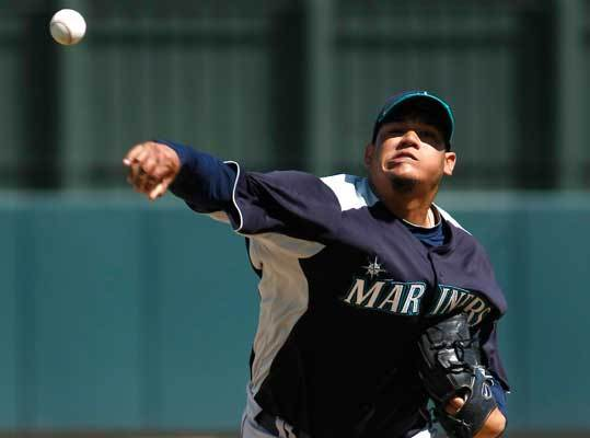 Seattle Mariners One good thing that came out of spring training for the Mariners was the health of lefty Erik Bedard, who missed all of last season and underwent a third shoulder surgery in August. Michael Pineda, the top pitching prospect in the organization, should win the No. 5 job and has an exciting arm. But can the Mariners hit? They scored the fewest runs in the DH era last year and didn't do much to address the offense. Justin Smoak needs to begin living up to the hype. Roster Schedule Statistics