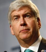 Rick Snyder vowed to replace the business tax. Last month, he revealed that he wanted to tax retirement income.