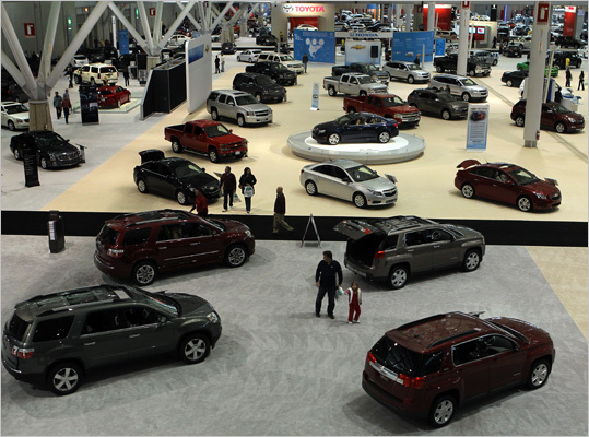 Many large-scale events have made their home at the Boston Convention & Exhibition Center. The New England Auto Show, for example, which was once held at the Bayside Exposition Center, moved to the larger venue.