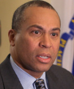 BROADENING OPPORTUNITY Governor Deval Patrick said making education more accessible for all classes is an important way to build a stronger Commonwealth.