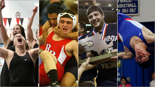 The 2011 winter high school season has come to a close. Take a look back at each of the state champions that were crowned from Eastern Massachusetts.