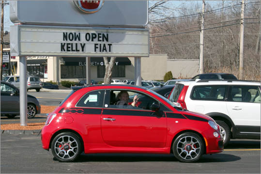 What's your take on the new Fiat 500? Post a story comment or share stories and photos of your Italian cars.