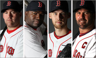 Meet the 2011 Red Sox