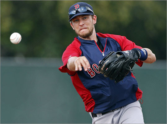 Jed Lowrie is healthy, having recovered from a wrist injury and mononucleosis, and eager for a chance to prove his worth to the Red Sox.