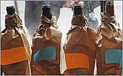 Taste test - 90+Cellars vs. name brand wines
