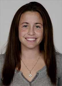 Fontbonne Academy senior Shauna Kelleher was named to the 2006 All-Scholastic girls' soccer team.