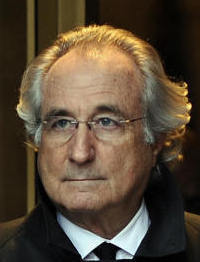 Bernie Madoff was rebuffed by