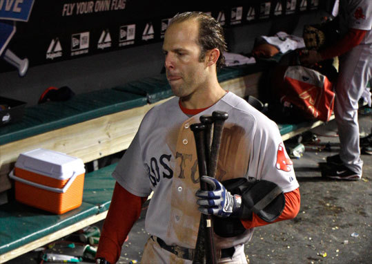 2011: 2-8 start Dustin Pedroia and the Red Sox were a trendy pick for a possible 100-win season and a World Series title, but before the Old Towne team even took the field at Fenway, it was winless in the first six and 2-8 after 10 games. The 0-6 start was the worst start in 66 years, but this isn't the first time the Sox have gotten off to a rocky start. Review other Red Sox seasons that started on the slow side, and take a look to see if 'it's not how you start, it's how you finish' holds up for the Red Sox.