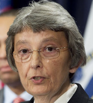 Appeals Court Judge Barbara Lenk would be the first openly gay member of the Supreme Judicial Court