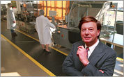 Key moments in Genzyme's history