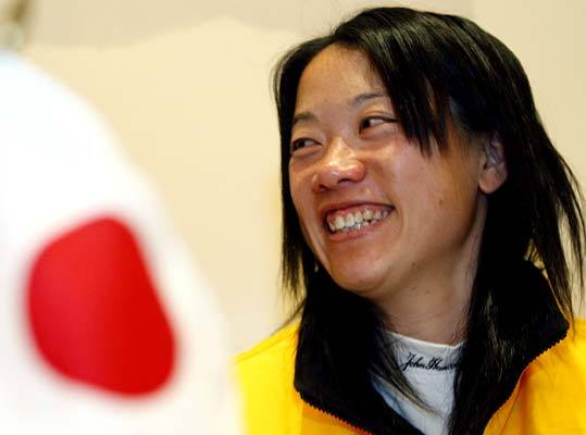 Hiromi Ominami Number: F25 Personal Best: Berlin, 2004 - 2:23:26 Age: 35 Country: Japan Boston Marathon: Debut Of Note: Ominami is a former winner of the Miami (2006, 2:34:11) and Rotterdam (2007, 2:26:36) marathons. Her personal best was run in finishing second at Berlin in 2004. She finished third at Nagoya in 2:28:35 in her only marathon of 2010. Her twin sister Takami is also a world-class marathoner, with a personal best of 2:23:43.