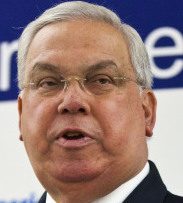"Mayor Thomas M. Menino said he used every ""resource available to try to achieve municipal health care reform.''"