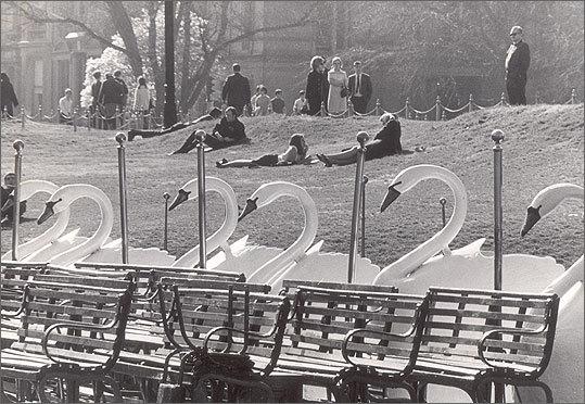 April 12 1968 Photo by Phillip N. Preston