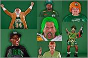 Celtics 'Super Fans'