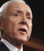 "REPUBLICANS QUESTION IT The shift ""may represent a thinly veiled use of taxpayer dollars,"" wrote Senator Orrin Hatch (left) and Rep. Dave Camp."