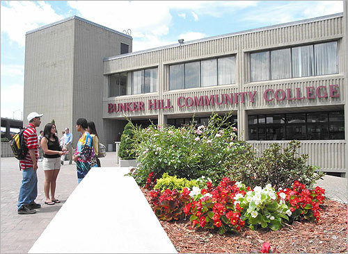 Bunker Hill Community College Saturday, June 4 This will be the 37th commencement ceremony for the community college. Learn more.