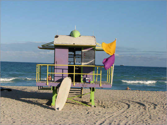 Miami Beach, Fla. Highlight: Haulover Beach Park