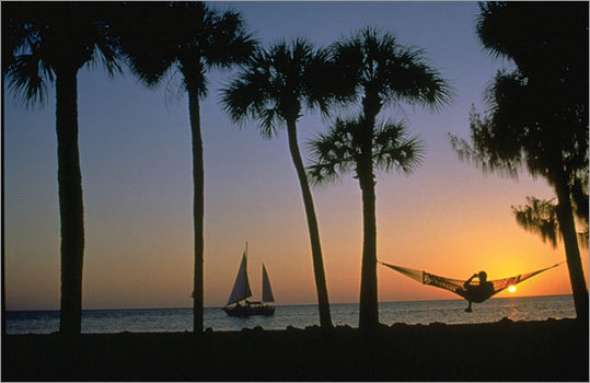 Siesta Key, Fla. Highlight: Crescent Beach