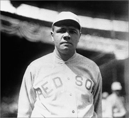 Ruth was in his second-to-last season as a member of the Red Sox in 1918, and he was the winning pitcher in Game 1 and Game 4. His ERA was 1.06, but he wasn't as good at the plate, hitting only .200 with no home runs, although he only had five at-bats in three games. View stats from the 1918 World Series on baseball-reference.com