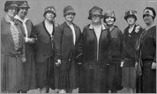 Boston's earliest female police officers