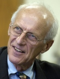 US Representative John Olver.
