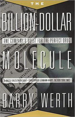 In 1994, Barry Werth published the book 'Billion Dollar Molecule,' which is about Vertex's quest to create an anti-AIDS drug.