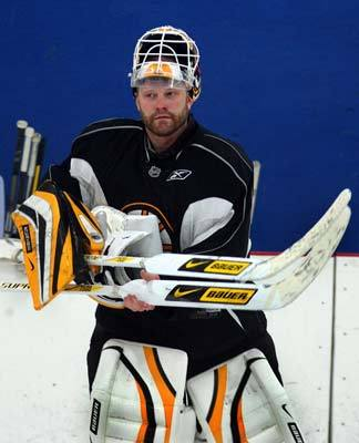 Thomas's rise as a fulltime starter started in 2006 and he rose through the ranks to become one of the best goalies in the league. In 2006, his GAA was 3.13. In 2009, when he won the Vezina Trophy, it was 2.10.