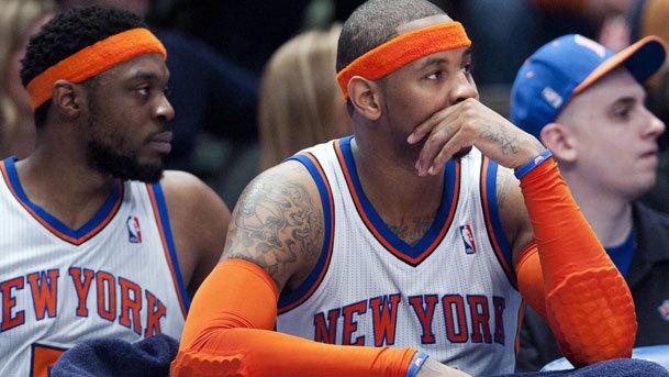 Knicks last stand?