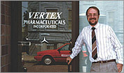 Joshua Boger, founder of Vertex.