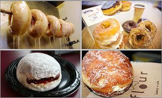Boston's best doughnut shops